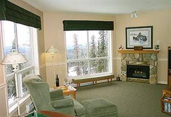 BIG WHITE - Ski-In/Ski-Out, Large Corner End Unit  (2 bedroom/2 bath 1500 sq ft)