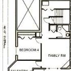 Ground Floor Plan with Third Bedroom and Den
