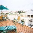 Very Popular Front Sun Deck Offers Ocean Views & Sounds!