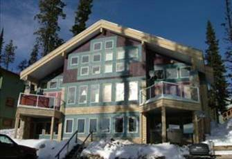 Cozy Unit with View of the Monashee Mountains