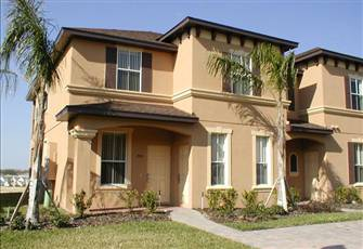 Private Townhouse with Outstanding Resort Facilities Close to Disney