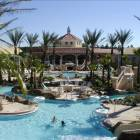 Pool Complex Features Slide and Lazy River