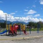 New Playground for Kids 4 Houses Away