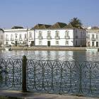 View from Central Garden - Lovely Riverfront of Tavira