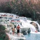 Hot Springs in Saturnia (60 Kms)