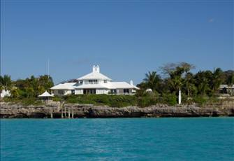 Bahamas Luxury Oceanfront Villa with Private Waterfront & Stunning Views