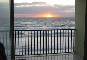 Direct Oceanfront Condo on No Drive Beach