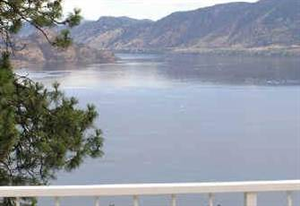Vacation Suite Overlooking Okanagan Lake -  Tourism Approved Accommodation!