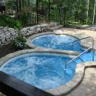 Hot Tub Close to Unit to Soothe Aching Bones and Relax!