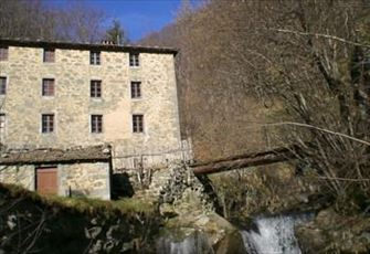 A Historic Mill in an
