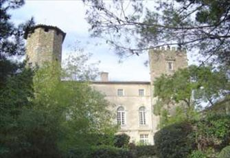 Chateau Médiéval in the South of France