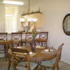 Dining Area - the Dining Area with a round Table to Accomodate 4 to 6
