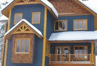 Chalet at Kicking Horse Mountain Resort
