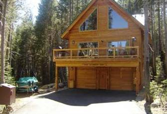 High Altitude N. Tahoe Suite (Part of Private Residence) near Lake/Skiing