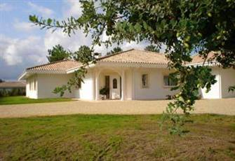 Arcachon Bay - Luxury Villa with Heated Pool for 10-12 Guests