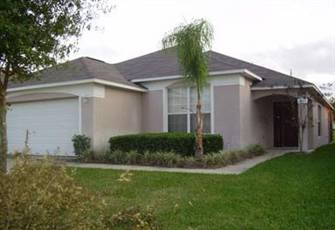 4 Bedroom Home in Gated Community with South Facing Pool!