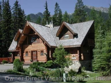 Place to stay in fernie owner direct for Fernie cabin rentals