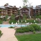 Hot Pools and  Hot-tubs Are Located in Panorama Village