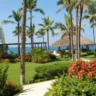 Beautifully Manicured Grounds with Palapa Bar