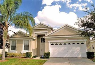 4 Bed Private Pool Home with a Games Room in Windsor Palms
