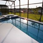 Our Private Pool/Spa
