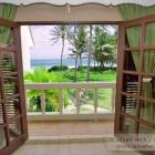 Master Bedroom Opening to Balcony and Ocean Views