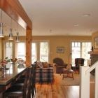 Open Plan Kitchen/Dining/Living Room/Balcony
