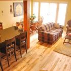 Country Maple Hard Wood Floors/Flowing Open Plan