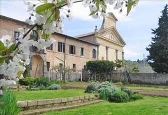 Unique and authentic experience in a Convent in rural Italy