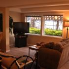 "Great Room in 2 Bedroom - Family Can Enjoy a Movie Or Satellite on a 42"" Lcd TV with HD Receiver"