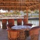 Palapa with Bar