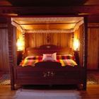 Master Bedroom in Tyrolean Style