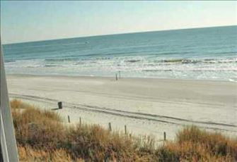 Beach-Front Condo in North Myrtle Beach South Carolina