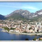 View of Lecco