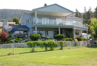 Okanagan Lake Front  Private Suite with Pristine Views