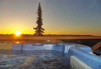 Timber Ridge - the Best View and the Best Ski in and Ski out at Big White