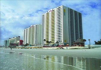 Ocean Walk Resort  Daytona Beach Florida Usa