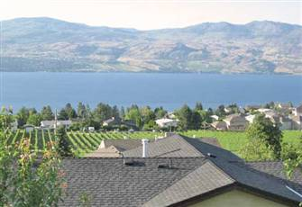 Unprecedented View of Okanagan Lake
