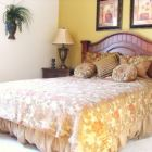 "Queen Size Bed  with Ensuite and 14"" Lcd Television"