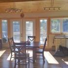 Dining Room Leading onto Deck
