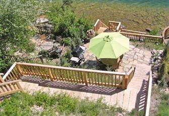 Upscale Cottage on Okanagan Lake