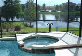 5 Star Luxury Lakeside Villa with 4 King Ensuites, Pool/Spa, Game Room and BBQ