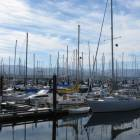 Comox Marina Just a 10 Minute Walk from the Perch