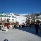 Mont-tremblant Village near Gondola