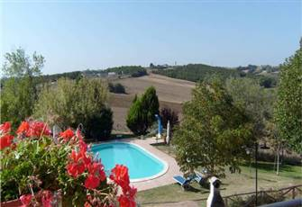 Two Bedroom Ground Floor Cottage in Umbria