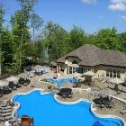 Family Pool - Great Slide, Steam Bath, 2 Hot Tubs