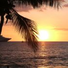 Enjoy the Beautiful Kona Sunset