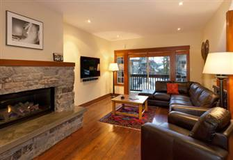 Whistler's Best 5 Bedroom Ski-in/Ski-out Accommodations Right at the Village