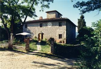 Country House in the Chianti Area