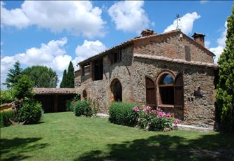 Tuscan Farmhouse (Podere) with a Beautiful Panorama. A Dream Place